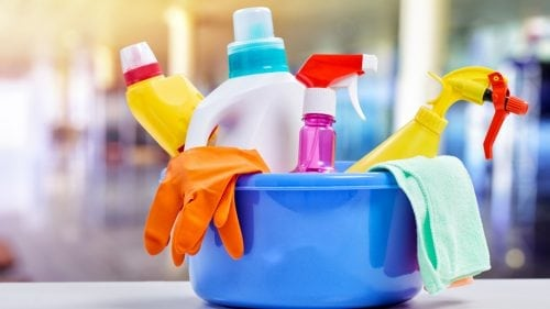 cleaning products at affordable prices